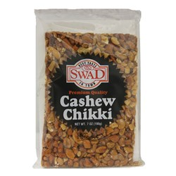 Picture of Swad Chikki Cashew 7oz