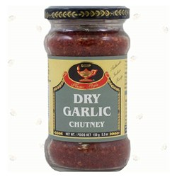 Picture of Deep Dry Garlic Chutney 5.3oz
