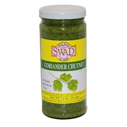 Picture of Swad Coriander Chutney 7.5oz