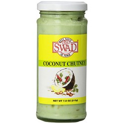 Picture of Swad Coconut Chutney 7.5oz