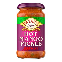 Picture of Patak's Hot Mango Pickle 10oz