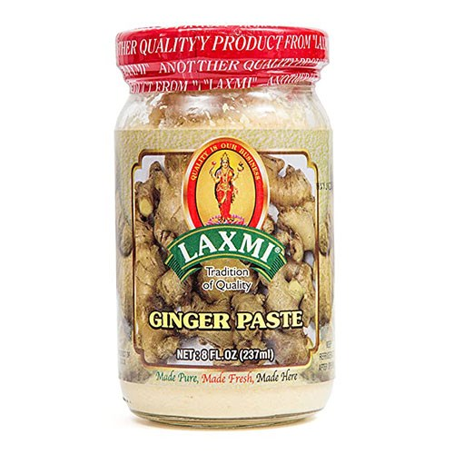 Picture of Laxmi Ginger Paste 8oz