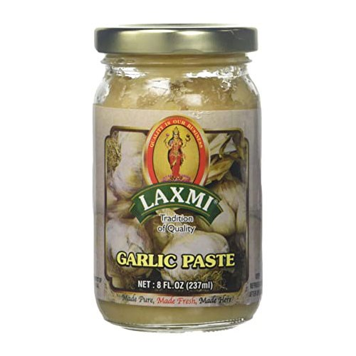 Picture of Laxmi Garlic Paste 8oz