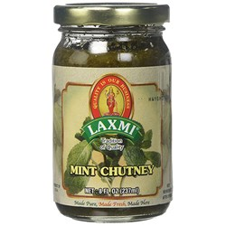 Picture of Laxmi Mint Chutney 8oz