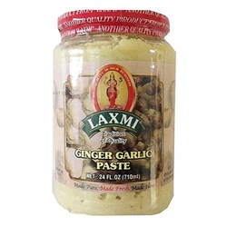 Picture of Laxmi Ginger Garlic Paste 24oz