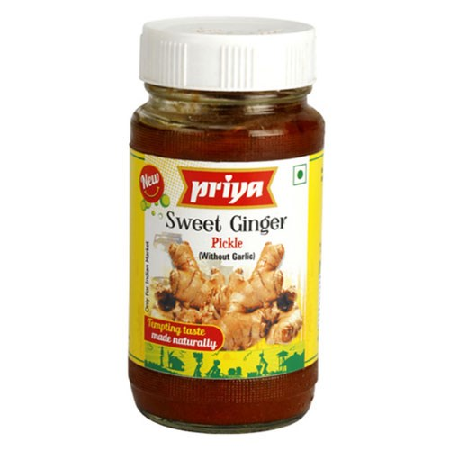 Picture of Priya Sweet Ginger Pickle 300gm.