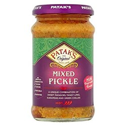 Picture of Patak's Mixed Pickle 283gm