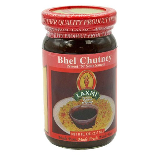 Picture of Laxmi Sweet Bhel Chutney 9oz