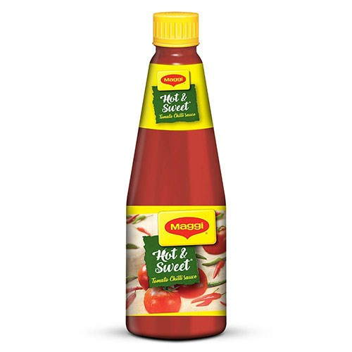 Picture of Maggi Hot & Sweet Sauce 1kg