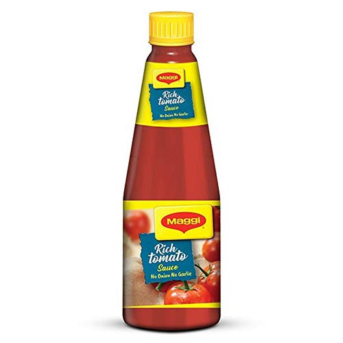 Picture of Maggi Tomato Sauce No Onion No Garlic 1 kg