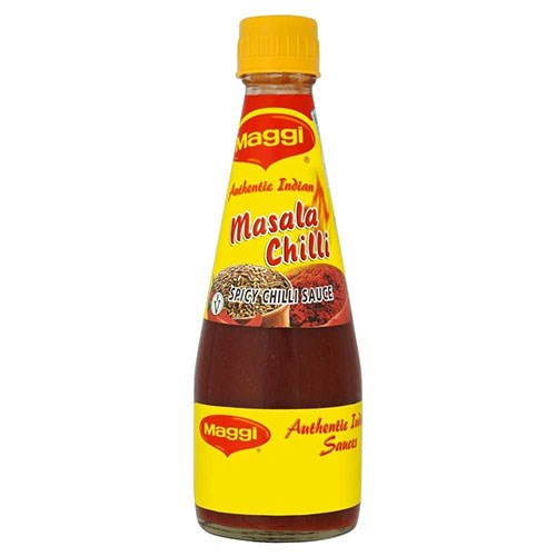 Picture of Maggi Masala Chilly Sauce 400gm