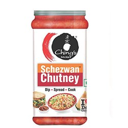 Picture of Chings Schezwan Chutney 250gm