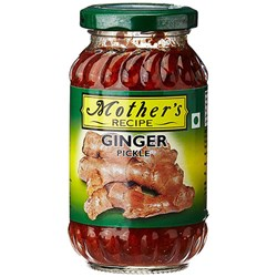 Picture of Mother's Recipe Andhra Ginger 300gm