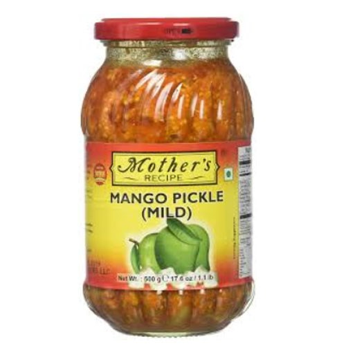 Picture of Mother's Recipe Mango Mild 500gm