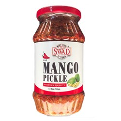 Picture of Swad Mango Hot Pickle 500gm