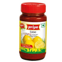 Picture of Priya Lime Pickle 300gm