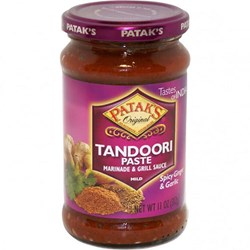 Picture of Patak Tandoori Paste 312gm