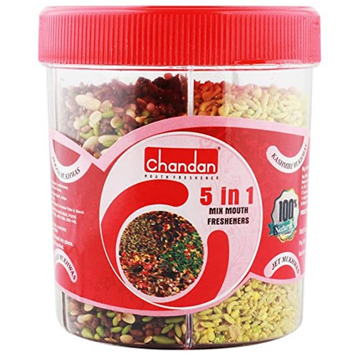 Picture of Chandan 5 in 1 Mukhwas 230gm