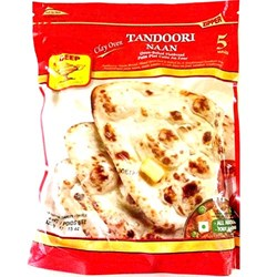 Picture of Deep Tandoori Naan 5 pc