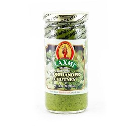 Picture of Laxmi Coriander Chutney 8oz