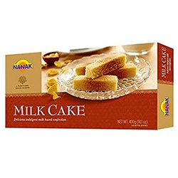 Picture of Nanak Milk Cake 400gm
