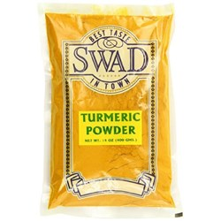 Picture of Swad Turmeric Powder 14oz