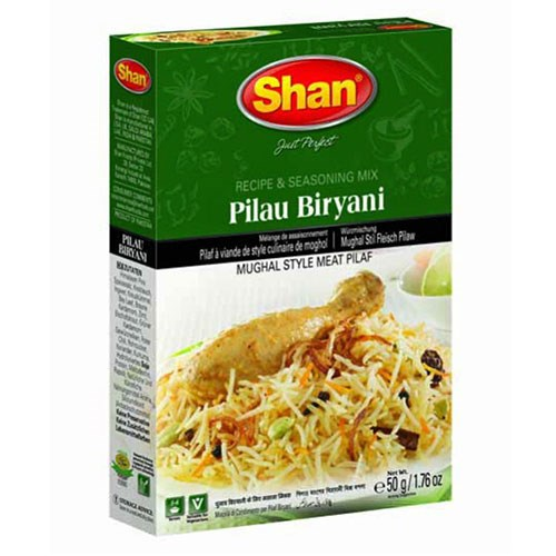 Picture of Shan Pilau Biryani Masala 50gm