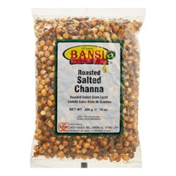 Picture of Bansi Roasted Salted Channa 14oz