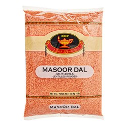 Picture of Deep Masoor Dal 4lb