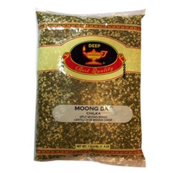 Picture of Deep Moong Dal Chilka 4lb