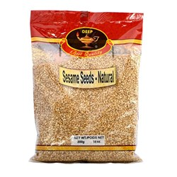 Picture of Deep Sesame Seeds Natural 14oz