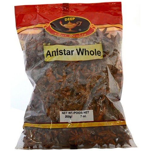 Picture of Deep Star Anise 200gm.