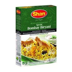 Picture of Shan Bombay Biryani 60gm