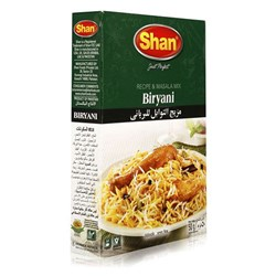 Picture of Shan Biryani Masala 50gm