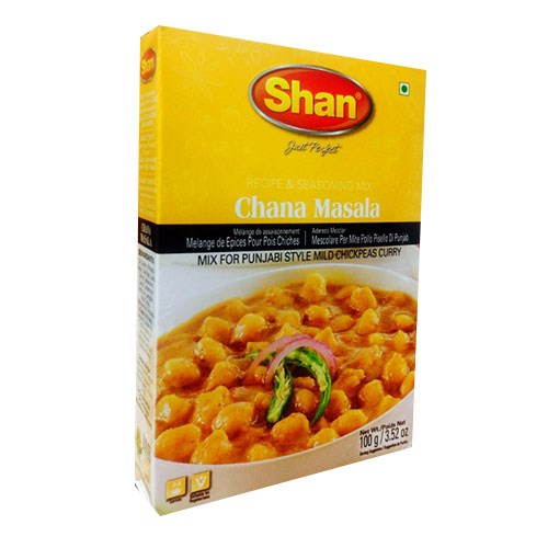 Picture of Shan Chana Masala 100gm