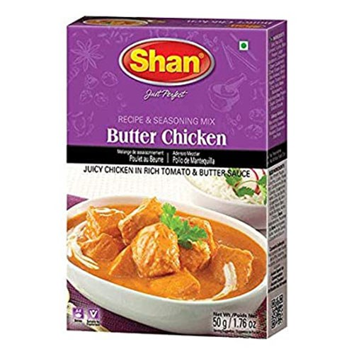 Picture of Shan Chicken Butter Mix 50gm