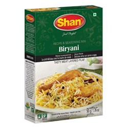 Picture of Shan Biriyani Masala 50gm