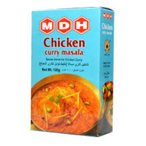 Picture of MDH Chicken Curry Masala 100gm