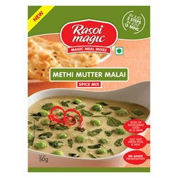 Picture of Rasoi Magic Methi Mutter Malai 50gm
