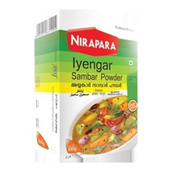 Picture of Nirapara Iyenger Sambar Powder 100gm