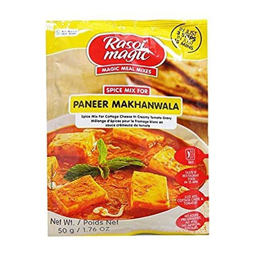 Picture of Rasoi Magic Paneer Makhanwala 50gm