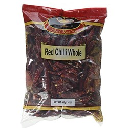 Picture of Deep Red Chilli Whole 14oz
