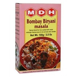 Picture of MDH Bombay Biriyani Masala 100gm