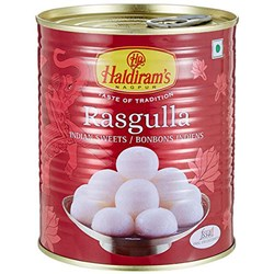 Picture of Haldiram Rasgulla (Can) 1kg