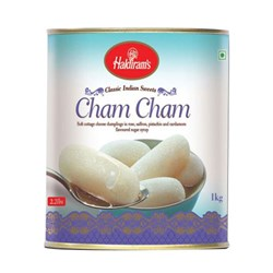 Picture of Haldiram Cham Cham 1 kg