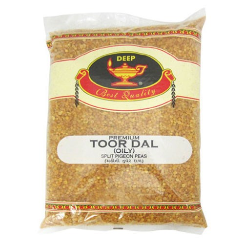 Picture of Deep Toor Dal Oily 2lb
