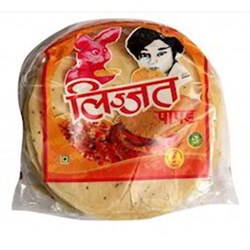 Picture of Lijjat Red Chilli Papad 200gm