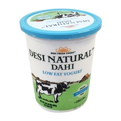 Picture of Desi Yogurt Low Fat 2lb.