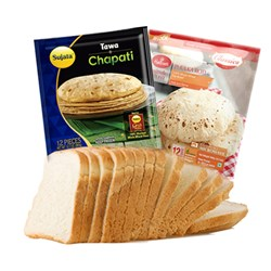 Picture for category Frozen Indian Breads