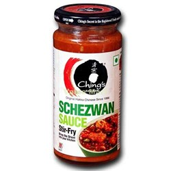 Picture of Ching's Schezwan Sauce 250gm